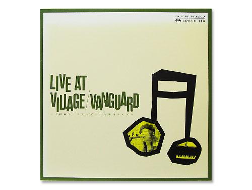 LIVE AT VILLAGE VANGUARD[店舗限定]/土岐麻子