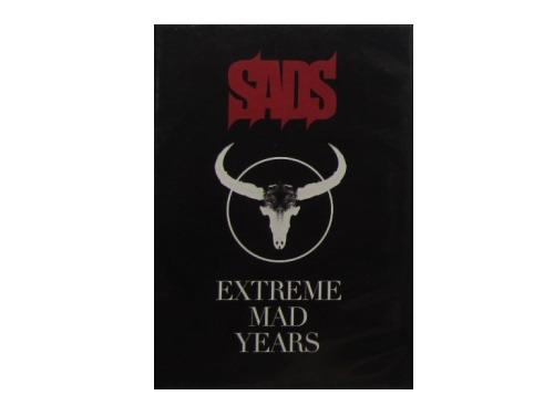 EXTREME MAD YEARS[通販限定DVD]/SADS