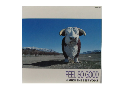 FEEL SO GOOD HIMIKO THE BEST VOL-2[廃盤]/菊池ひみこ