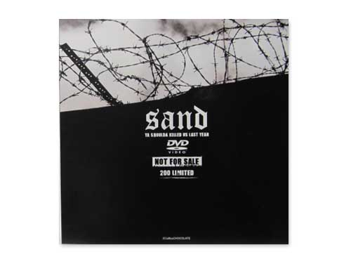 YA SHOULDA KILLED US LAST YEAR[会場配布DVD]/sand