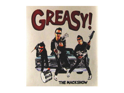 GREASY! 通常盤/THE MACK SHOW(ザ・マックショウ)