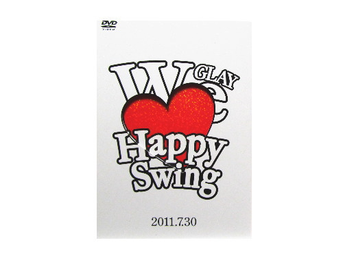 HAPPY SWING 15th Anniversary SPECIAL LIVE 〜We Love Happy Swing〜 in MAKUHARIForgot Password