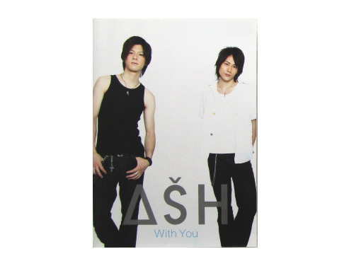 With You[限定DVD+CD]/Ash