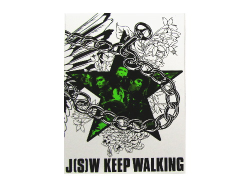 J(S)W KEEP WALKING[通販限定…