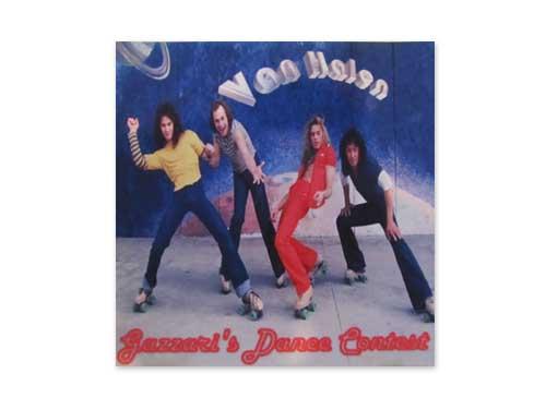 Gazzari's Dance Contest[海外盤自主制作CD]/Van Halen