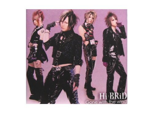Gone with the wind[会場限定CD]/Hi:BRiD