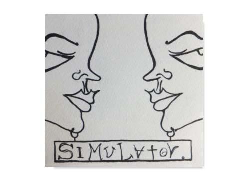 SIMULATOR[自主制作CD]/xxGUN/JACKxx(ガンスラッシュジャック)