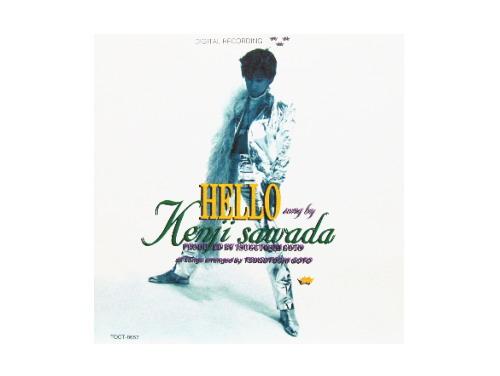 HELLO 94年盤[廃盤]/沢田研二