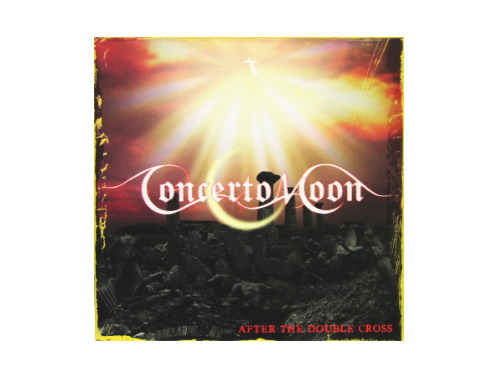 AFTER THE DOUBLE CROSS[廃盤]/Concerto Moon