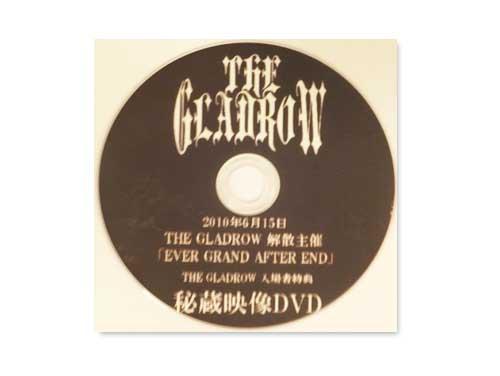 2010年6月5日秘蔵映像DVD[自主制作DVD]/THE GLADROW