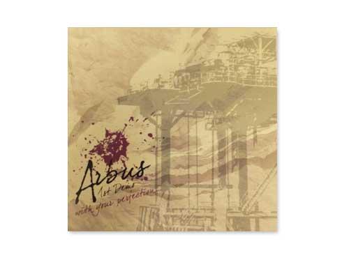1st demo[自主制作CD]/ARBUS