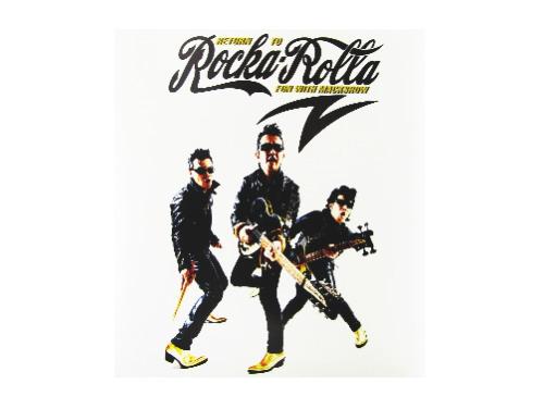 Rocka Rolla zero(ロカ・ローラ・ゼロ)[初回限定盤]/THE MACK SHOW(ザ・マックショウ)