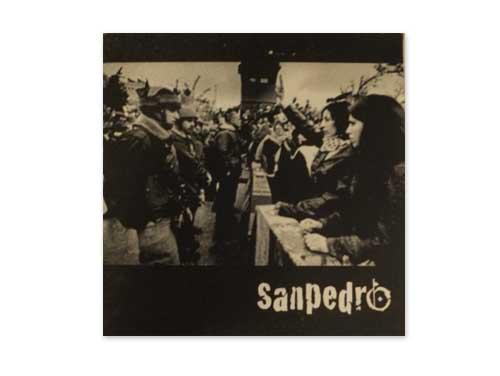 TRESPASS/リプロダクティブ・ヘルス・ライツ[自主制作CD]/SANPEDRO