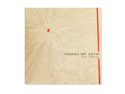 chaos of zero[自主制作CD]/love solfege