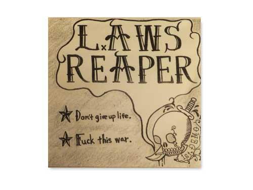 1st DEMO[自主制作CD]/L.AWS REAPER