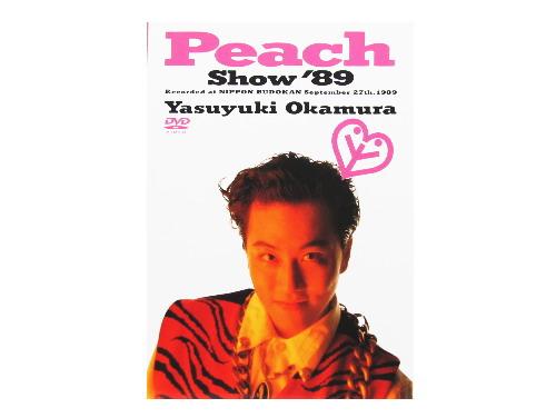 Peach Show '89[廃盤DVD]/岡村靖幸
