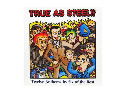 TRUE AS STEEL!! Twelve Anthems by Six of the Best[…