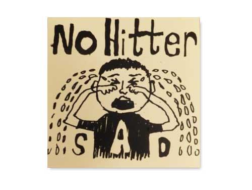 SAD[自主制作CD]/No Hitter