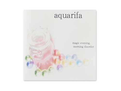 magic evening, morning disorder[自主制作CD]/aquarifa