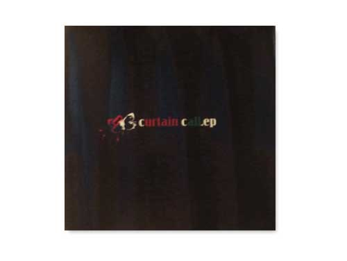 curtaincall e.p[会場限定CD]/DISH