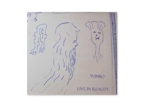 live in reality[自主制作CD]/yumbo(澁谷浩次)