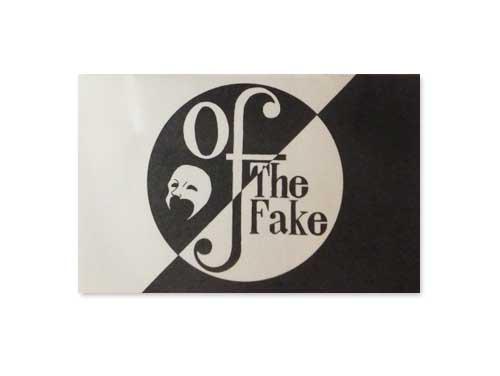 忘却の彼方へ[自主制作デモテープ]/of the Fake