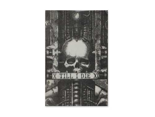DEMO[自主制作デモテープ]/TILL I DIE