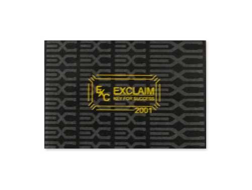 demo[自主制作デモテープ]/EXCLAIM