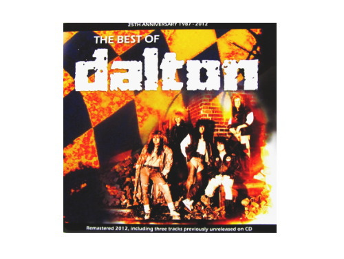 The Best Of - 25th Anniversary 1987-2012[廃盤]/DALTO…