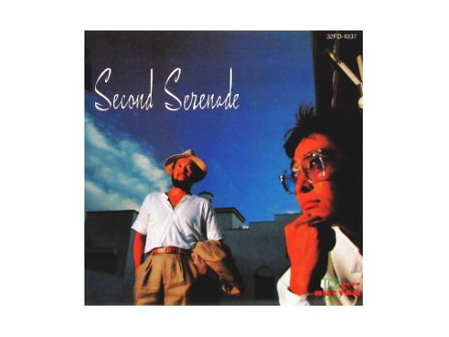 セカンド・セレナーデ 86年盤[廃盤]/ブレッド&バター