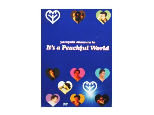 It's A Peachful World[廃盤DVD]/岡村靖幸