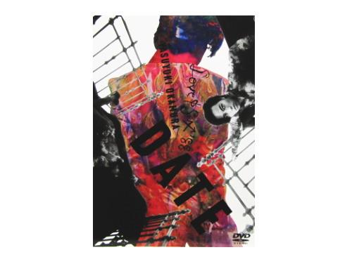 Date Love & Sex 88[廃盤DVD]/岡村靖幸