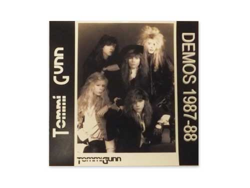 DEMOS1987-88[海外盤自主制作CD]/TOMMI GUNN