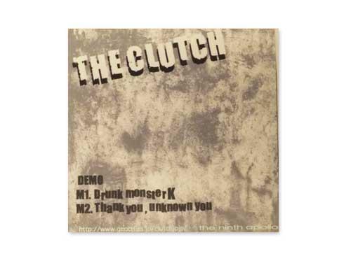DEMO[自主制作CD]/THE CLUTCH
