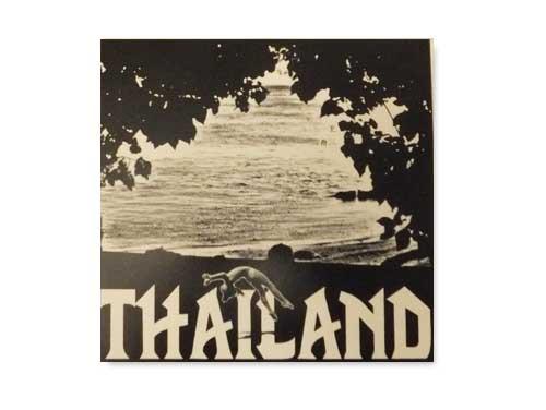王舟[自主制作CD]/Thailand