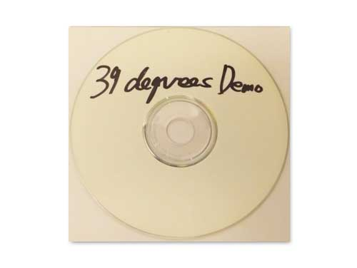 demo[自主制作CD]/39degrees