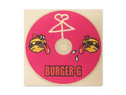 BURGER-G demo[自主制作CD]/B…