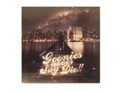 2012 Spring Demo[自主制作CD]/Goonies Never Say Die!!