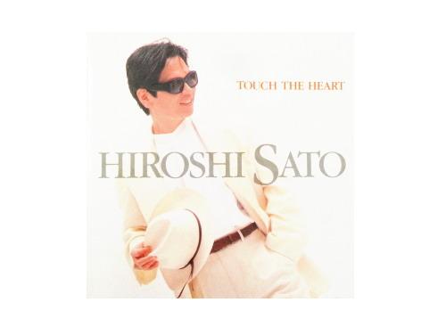 TOUCH THE HEART[廃盤]/佐藤博