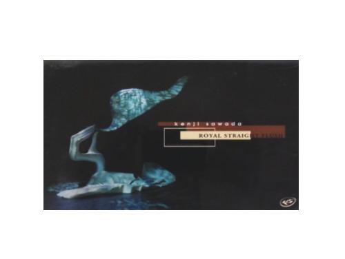 ROYAL STRAIGHT FLUSH(VHS)[廃盤]/沢田研二