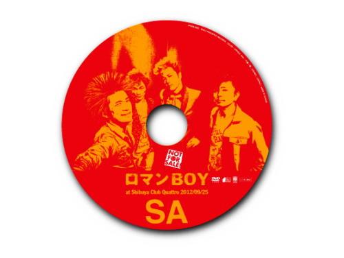 ロマンBOY[購入特典DVD]/SA(エスエー)