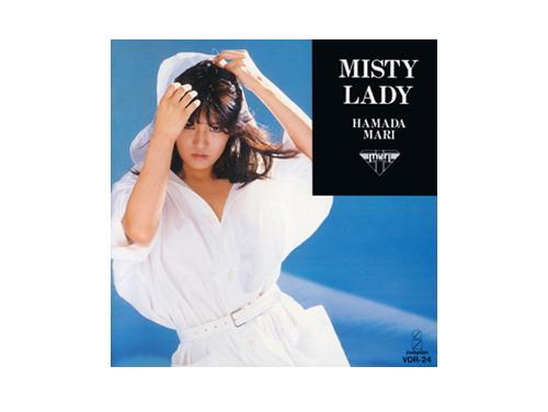 MISTY LADY 84年盤[廃盤]/浜田麻里