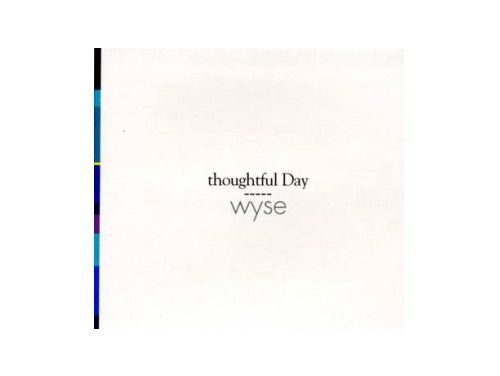 thoughtful Day[10000枚限定CD]/wyse