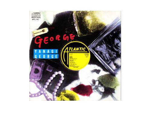 GEORGE 91年盤[廃盤]/柳ジョージ