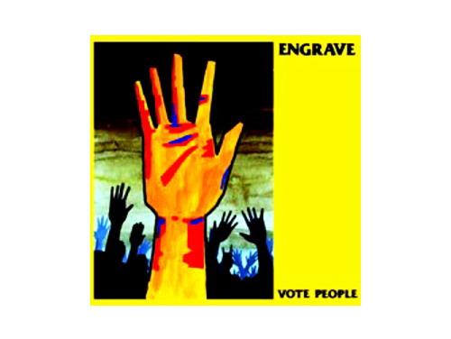 VOTE PEOPLE[廃盤]/ENGRAVE