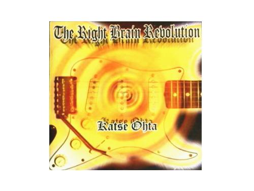 The Right Brain Rebolution[廃盤]/太田カツ