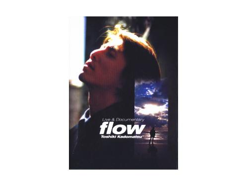 "LIVE&Documentary ""flow""[通販限定DVD]/角松敏生"