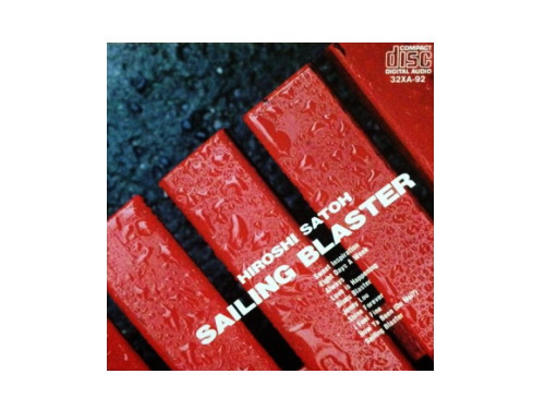 SAILING BLASTER 86年盤[廃盤]/佐藤博