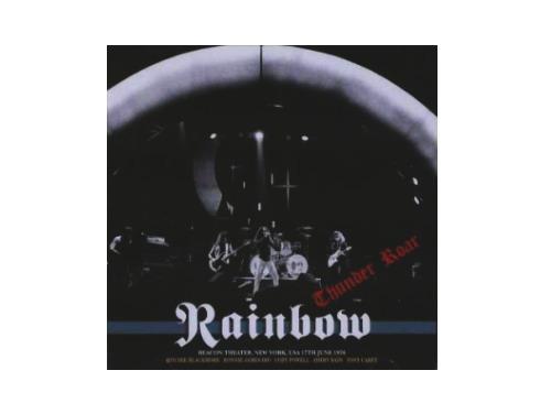 Thunder Roar[限定盤]/RAINBOW