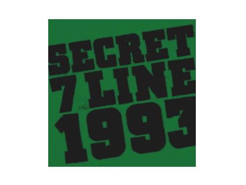 1993[店舗限定盤][特典DVD付]/SECRET 7 LINE